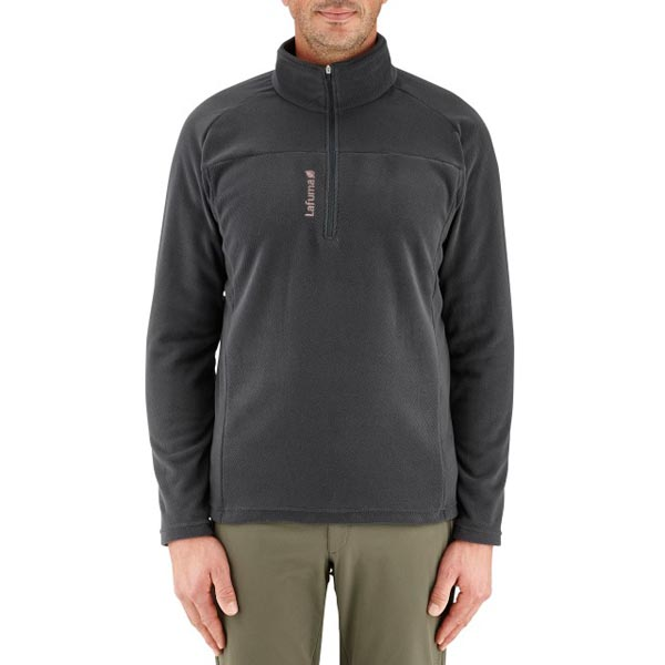 Lafuma Men Rib t-zip grise Outlet Store