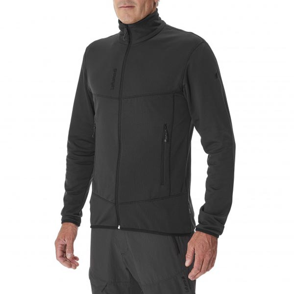 Lafuma Men TRACK THERMAL F-ZIP Noir Outlet Store