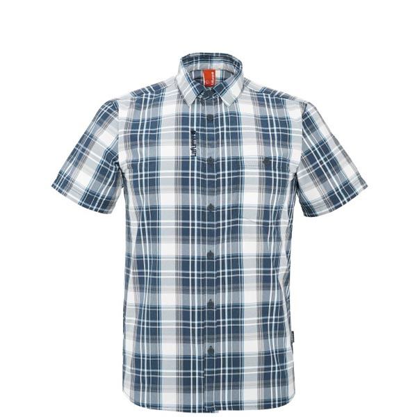 Lafuma Men COMPASS SHIRT Marine Outlet Store