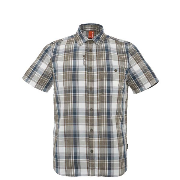 Lafuma Men COMPASS SHIRT Marron Outlet Store