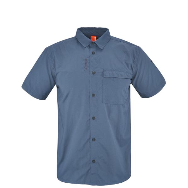 Lafuma Men ACCESS SHIRT Marine Outlet Store