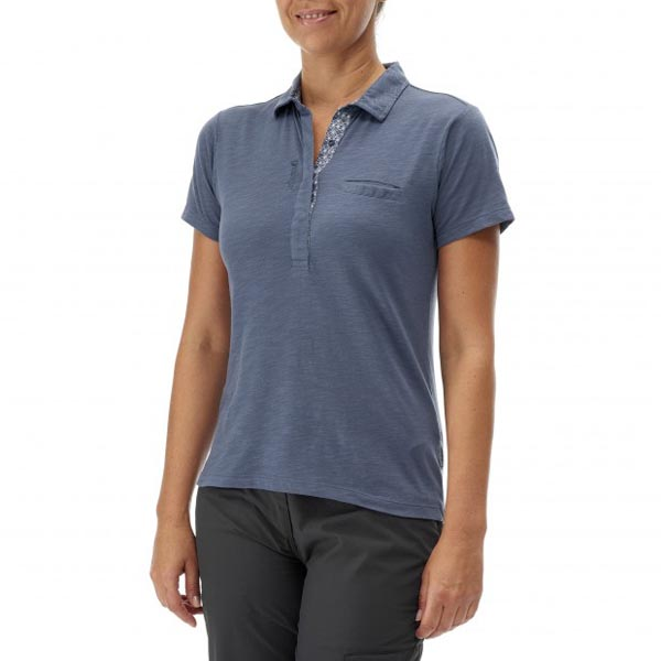 Lafuma Women ESCAPER POLO Violet Outlet Store
