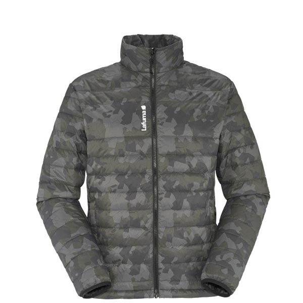 Men Lafuma hiking down jacket ACCESS LOFT Gris Outlet Online