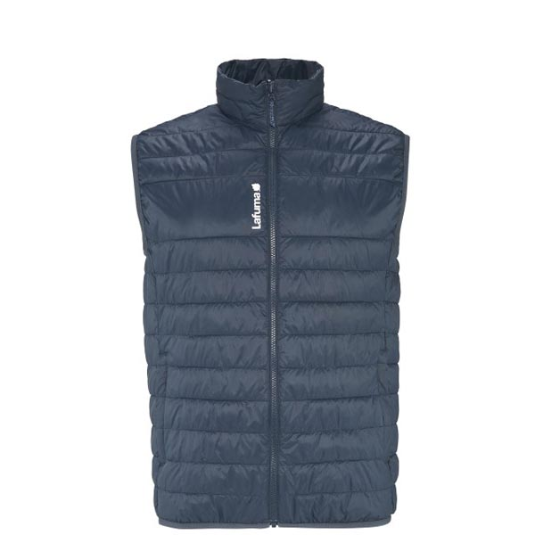 Lafuma Men hiking down jacket ACCESS LOFT VEST Marine On Sale