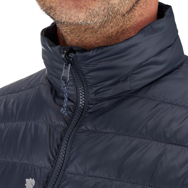 Men Lafuma hiking down jacket ACCESS LOFT VEST Marine Outlet Online