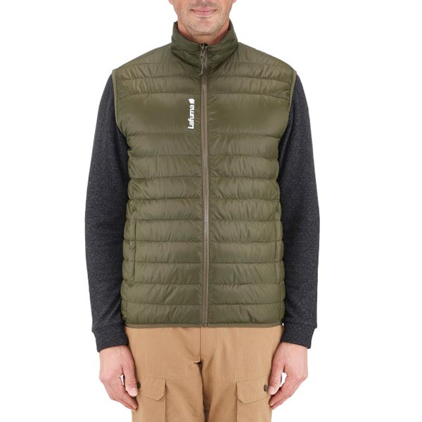 Lafuma Men hiking down jacket Access loft kaki On Sale