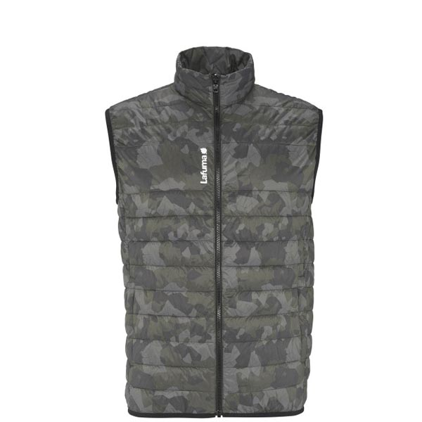Men Lafuma hiking down jacket ACCESS LOFT VEST Gris Outlet Online