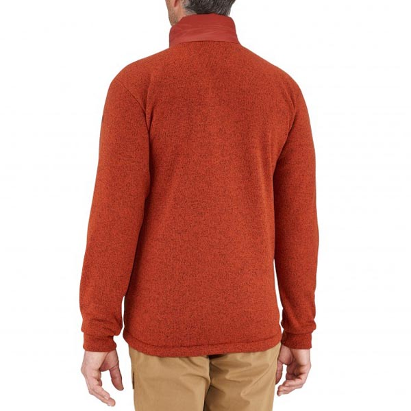 Men Lafuma travel fleece Hybrid loft rouge Outlet Online