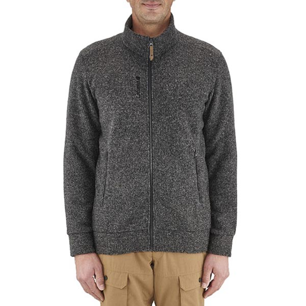Men Lafuma travel fleece Staten fzip grise Outlet Online