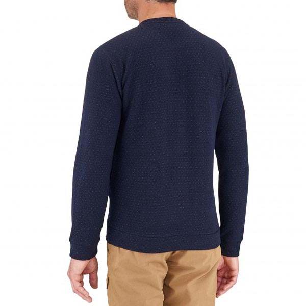 Lafuma Men travel fleece Soho marine On Sale