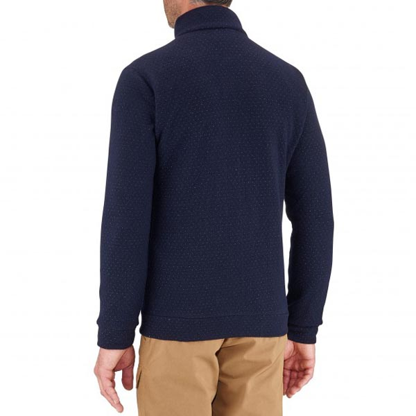 Lafuma Men travel fleece Soho fzip marine On Sale