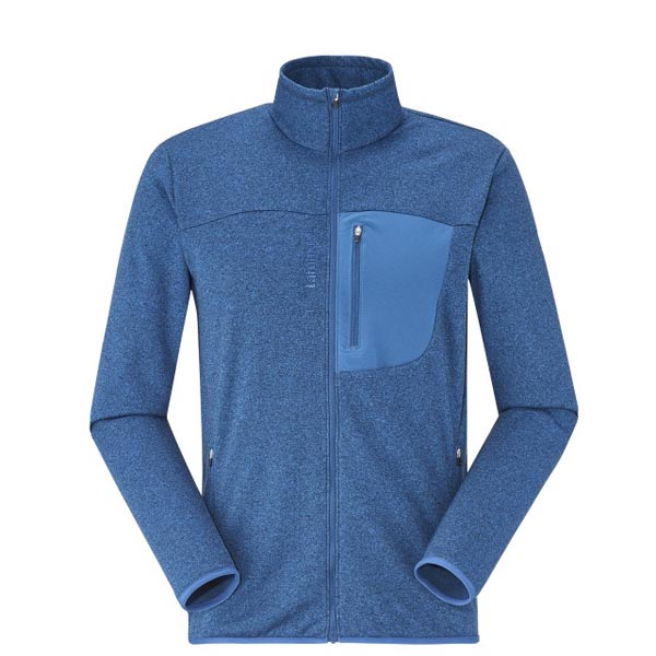 Men Lafuma hiking fleece SHIFT MICRO F-ZIP Bleu Outlet Online