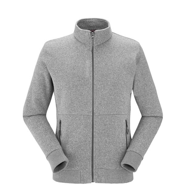 Lafuma Men travel fleece HAVASU F-ZIP Gris On Sale