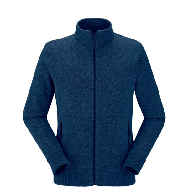 Men Lafuma travel fleece HAVASU F-ZIP Marine Outlet Online