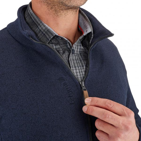 Lafuma Men travel fleece HAVASU F-ZIP Marine On Sale