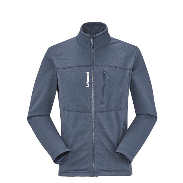 Lafuma Men hiking fleece COMPASS F-ZIP Marine On Sale