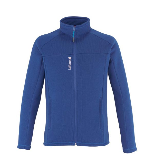 Lafuma Men Polaire randonnée  Homme FERRATA FZIP Bleue On Sale