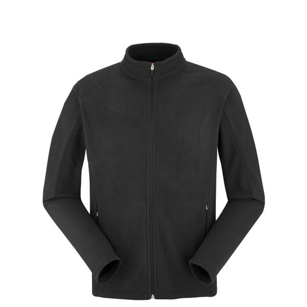 Lafuma Men hiking fleece ACCESS MICRO F-ZIP Noir On Sale