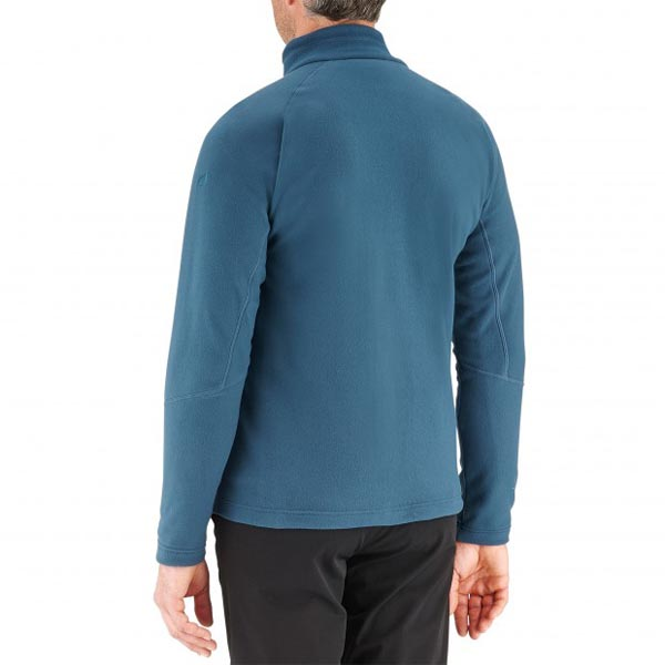 Lafuma Men hiking fleece Access micro f-zip marine On Sale