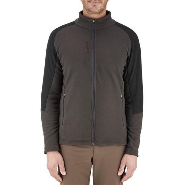 Lafuma Men hiking fleece Access micro f-zip noire On Sale