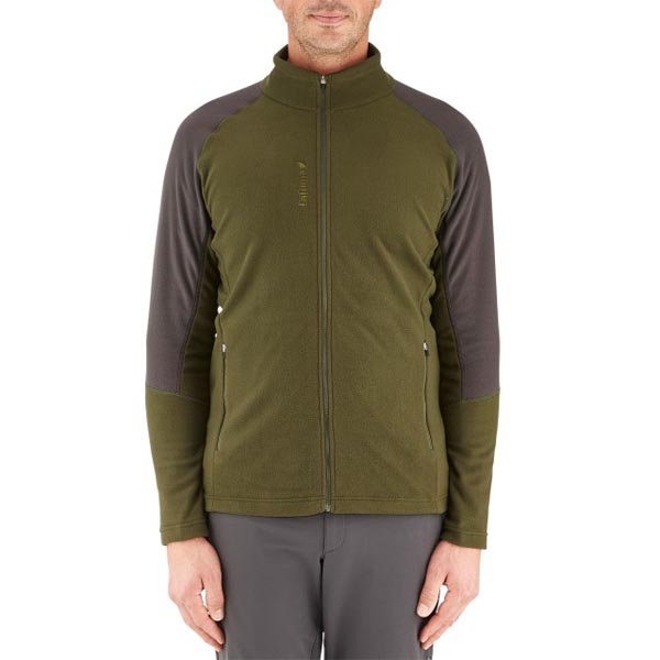 Men Lafuma hiking fleece Access micro f-zip kaki Outlet Online