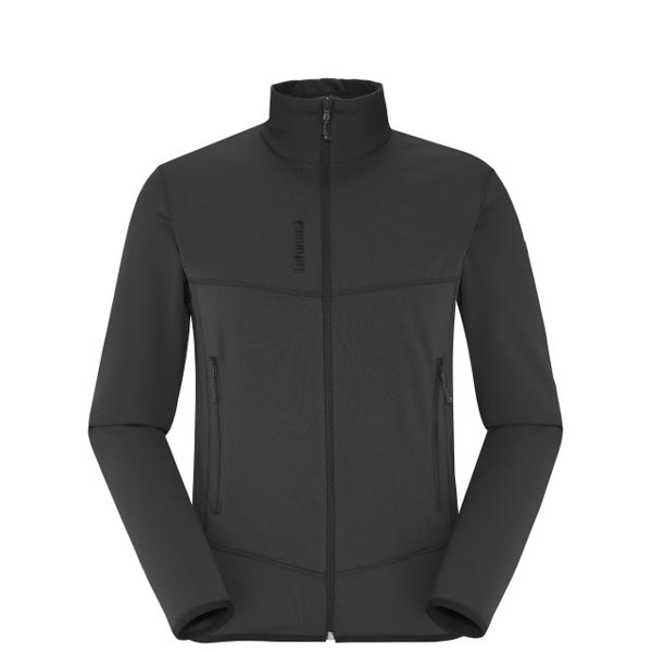 Lafuma Men hiking fleece TRACK THERMAL F-ZIP Noir On Sale