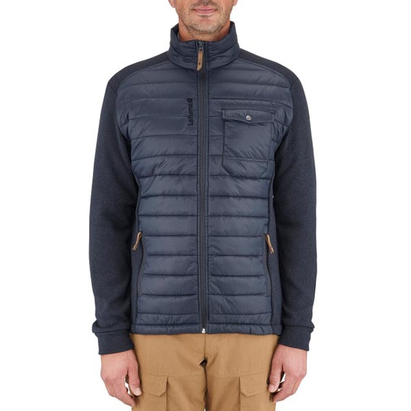 Men Lafuma travel fleece Hybrid loft marine Outlet Online