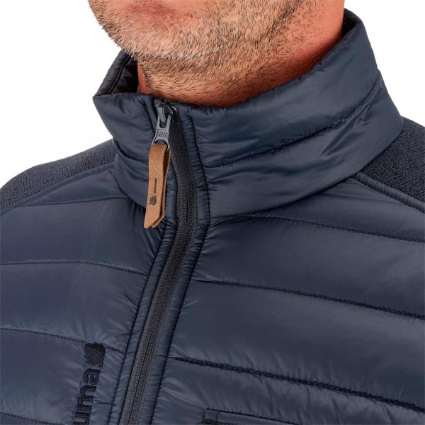 Lafuma Men travel fleece Hybrid loft marine On Sale