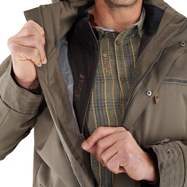 Lafuma Men travel jacket Highland marron On Sale