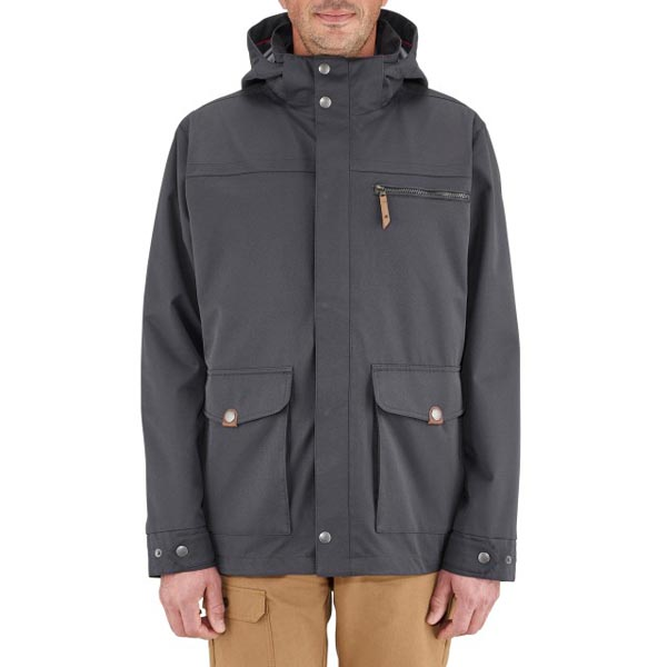 Men Lafuma travel jacket Highland noire Outlet Online