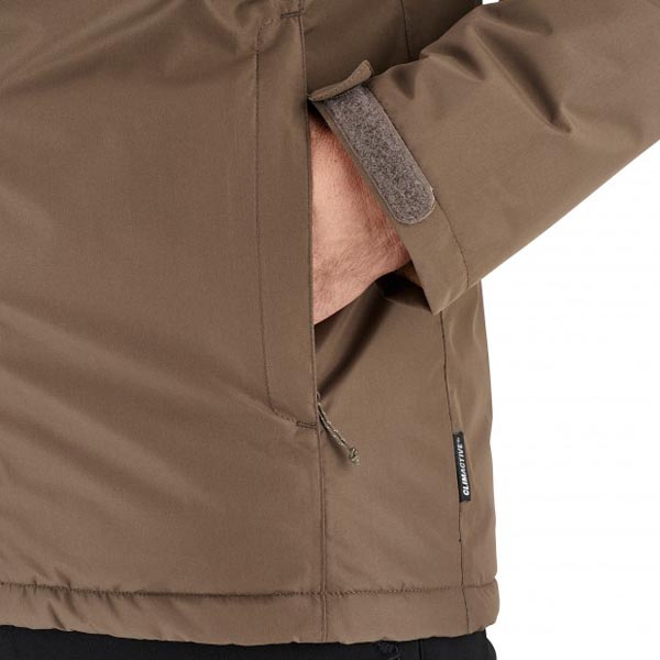 Lafuma Men hiking jacket Access warm marron On Sale