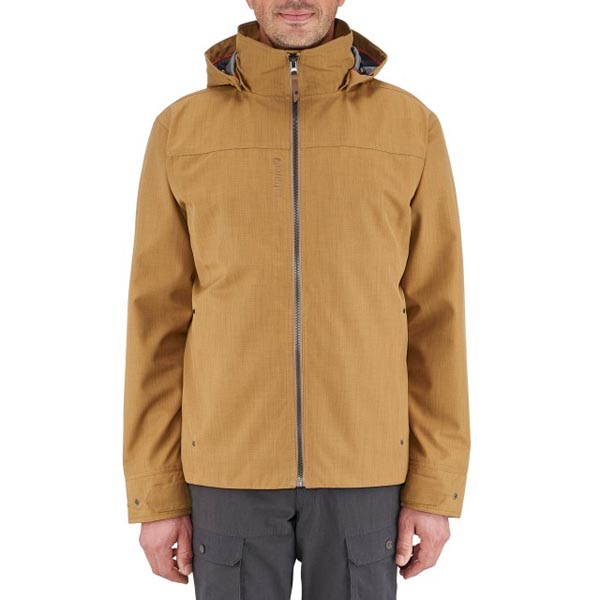 Men Lafuma travel jacket Caldo marron Outlet Online