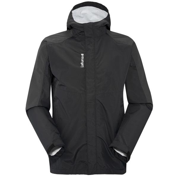 Lafuma Men hiking jacket TRACKLIGHT Noir On Sale