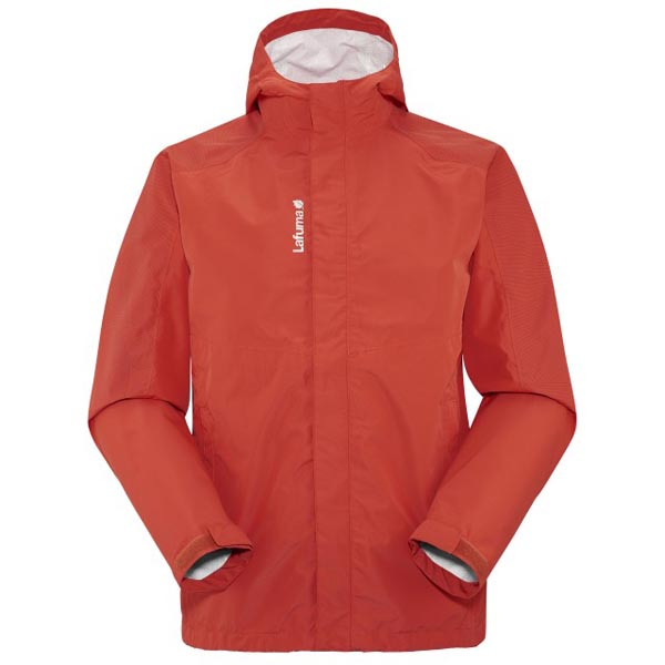 Lafuma Men hiking jacket TRACKLIGHT Rouge On Sale