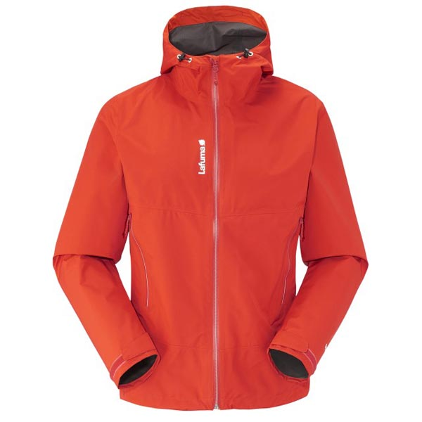 Men Lafuma hiking jacket SHIFT GORE-TEX® Rouge Outlet Online