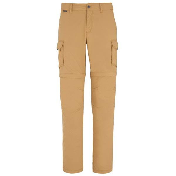 Lafuma Men Pantalon randonnée Homme ACCESS ZIP OFF Camel On Sale
