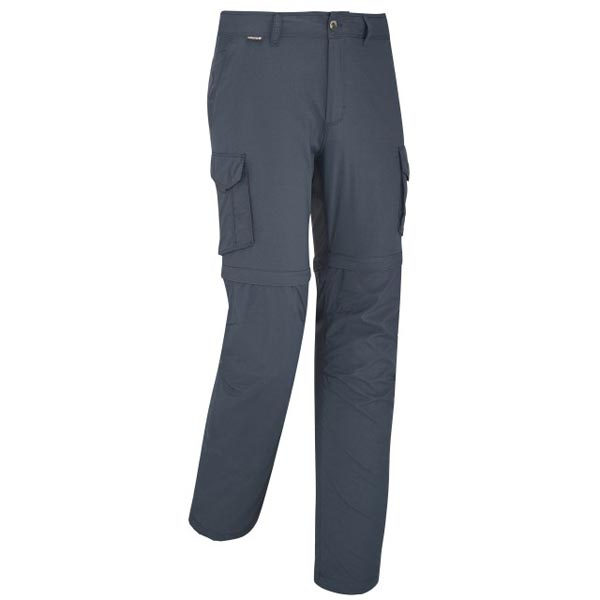 Lafuma Men hiking pant ACCESS ZIP-OFF Marine On Sale