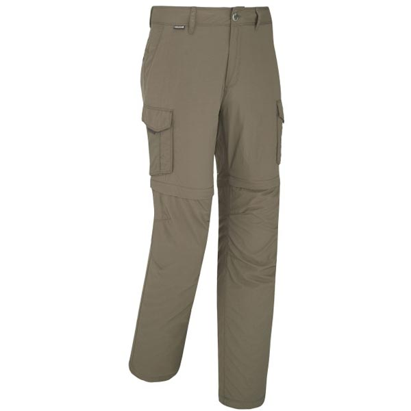 Lafuma Men hiking pant ACCESS ZIP-OFF Marron On Sale