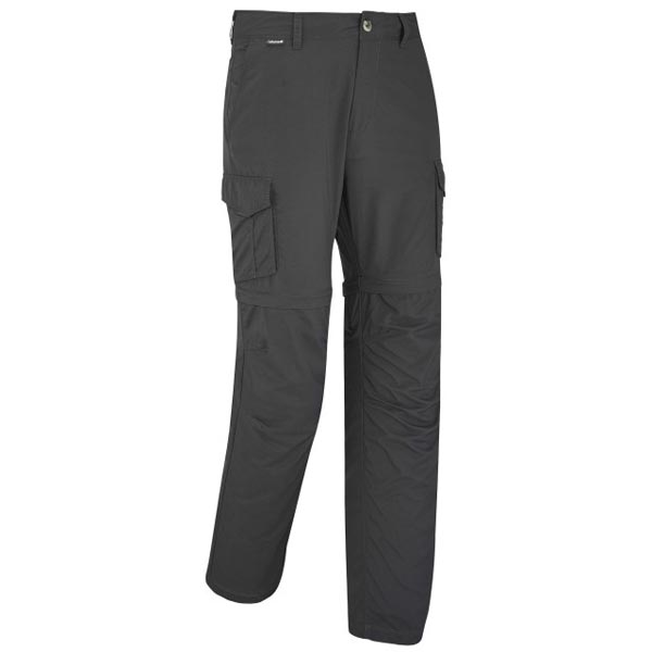 Lafuma Men hiking pant ACCESS ZIP-OFF Noir On Sale