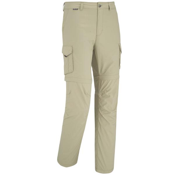 Men Lafuma hiking pant ACCESS ZIP-OFF Beige Outlet Online