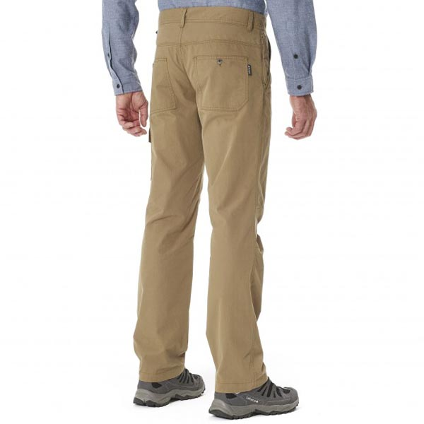Lafuma Men travel pant ESCAPER PANTS Camel On Sale