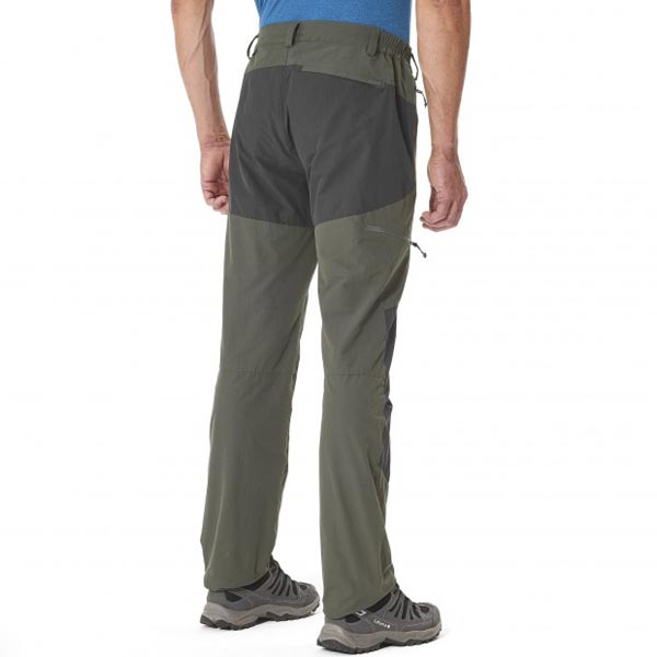 Lafuma Men hiking pant SHIFT PANTS Gris On Sale