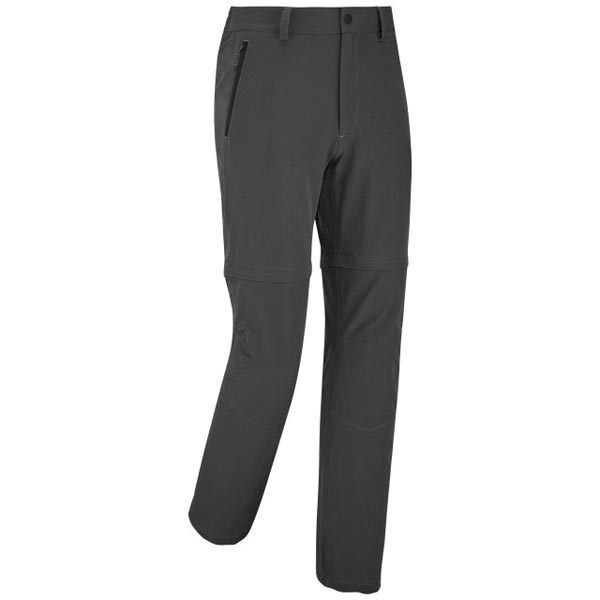 Lafuma Men hiking pant TRACK ZIP-OFF Noir On Sale