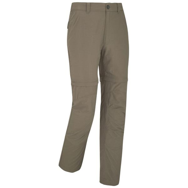 Lafuma Men hiking pant EXPLORER ZIP-OFF Marron On Sale