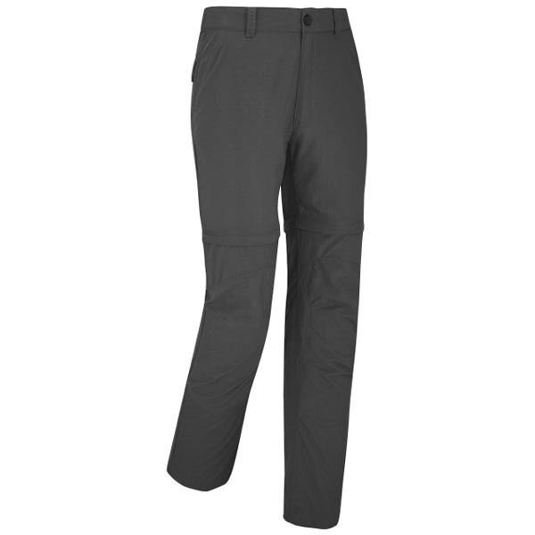 Men Lafuma hiking pant EXPLORER ZIP-OFF Noir Outlet Online