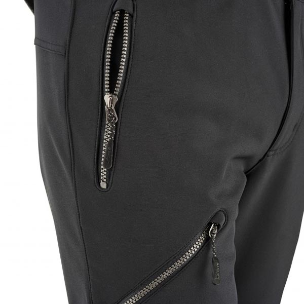 Lafuma Men hiking pant Alps noir On Sale