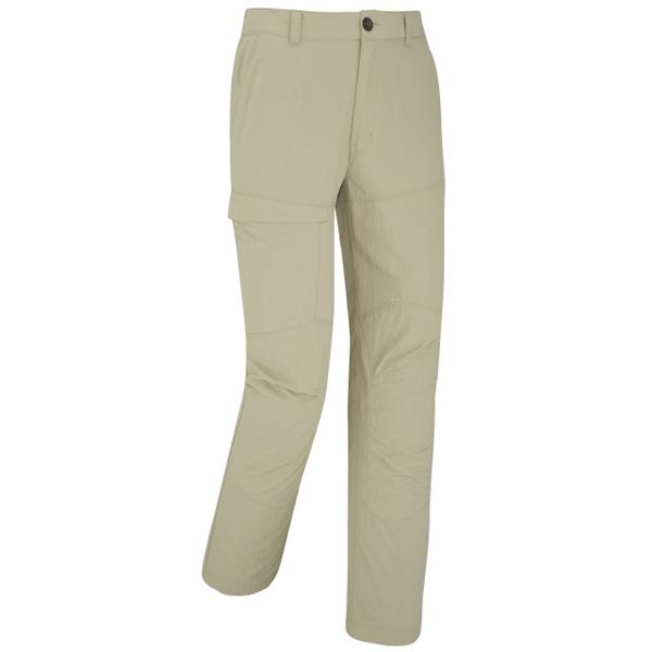 Lafuma Men hiking pant EXPLORER PANTS Beige On Sale