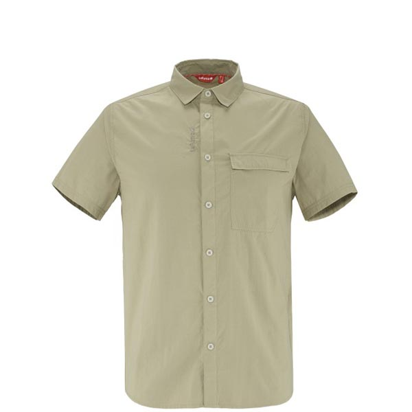 Men Lafuma hiking shirt ACCESS SHIRT Beige Outlet Online