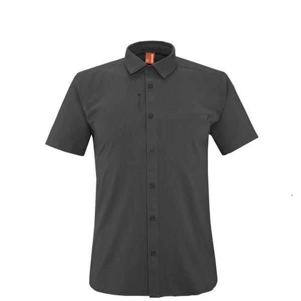 Men Lafuma hiking shirt TRACK SHIRT Noir Outlet Online