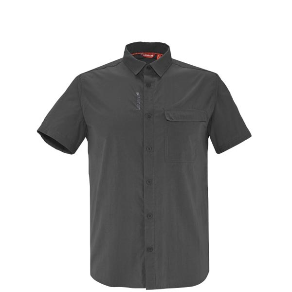 Men Lafuma hiking shirt ACCESS SHIRT Noir Outlet Online